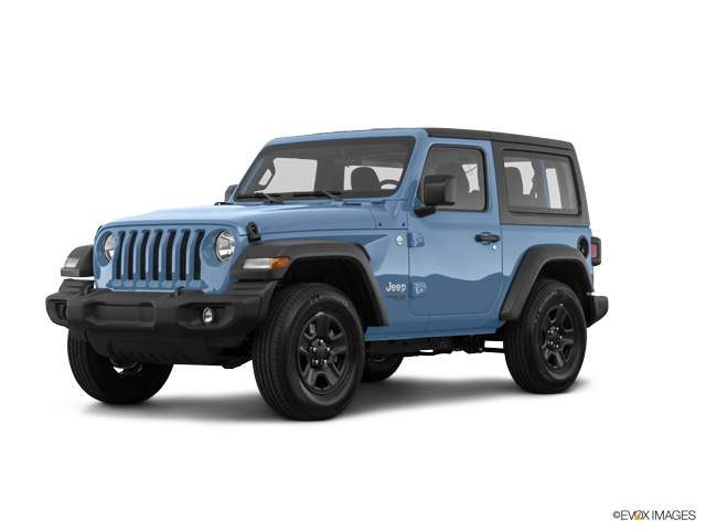 New 2018 Jeep Wrangler in San Antonio , TX