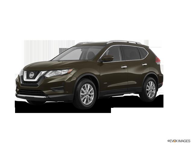 New 2018 Nissan Rogue in Newnan, GA