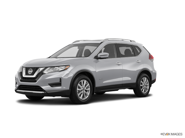 New 2018 Nissan Rogue in San Jose, CA