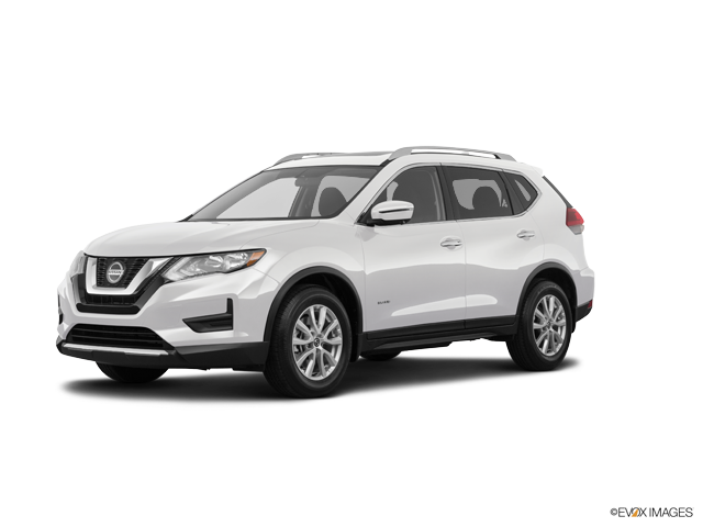 New 2018 Nissan Rogue in Fairfield, CA