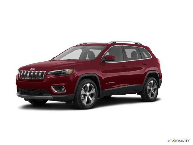New 2019 Jeep Cherokee in Harrisburg, PA