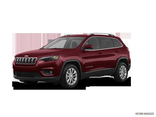 New 2019 Jeep Cherokee in Harrisburg, PA