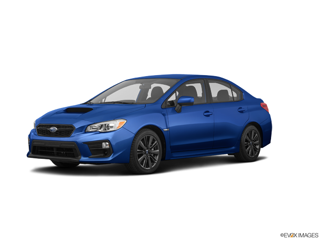 New 2019 Subaru WRX in Jackson, MS