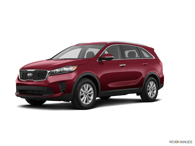 New 2019 KIA Sorento in Johnson City, TN