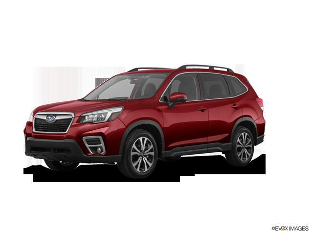 New 2019 Subaru Forester in Ocala, FL