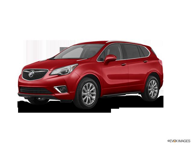 New 2019 Buick Envision in Punta Gorda, FL