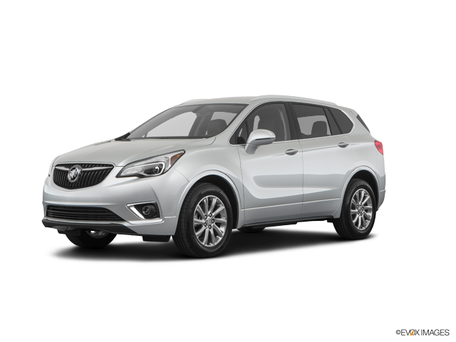 New 2019 Buick Envision in High Point, NC