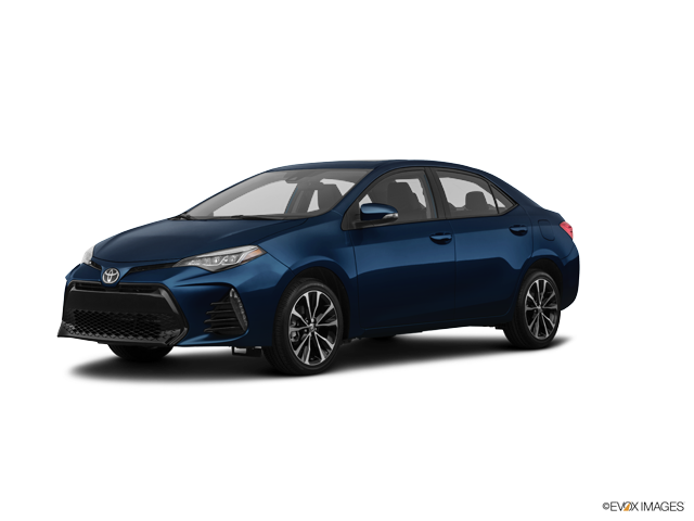 New 2019 Toyota Corolla in Westminster, CA