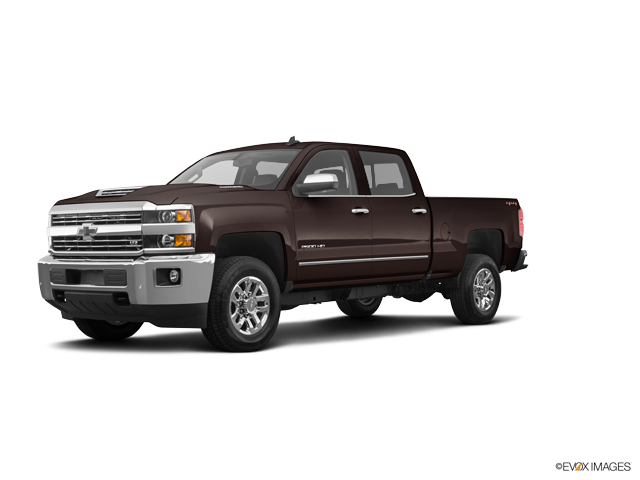 New 2019 Chevrolet Silverado 2500HD in Loganville, GA