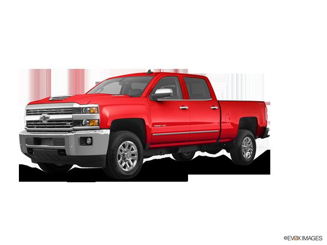 New 2019 Chevrolet Silverado 2500HD in Savannah, MO