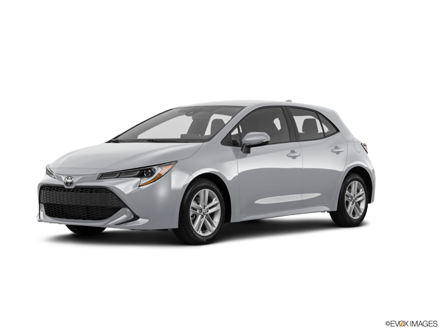 New 2019 Toyota Corolla Hatchback in Johnson City, TN