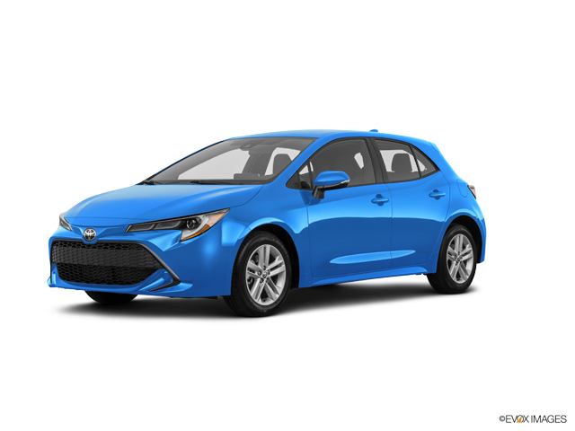 New 2019 Toyota Corolla Hatchback in Monroe, LA