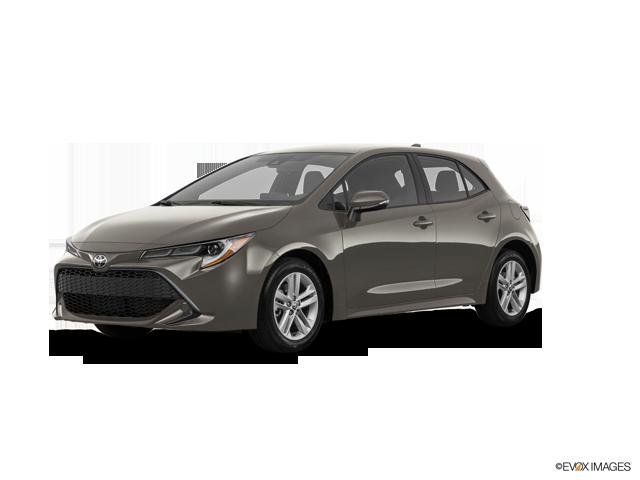 New 2019 Toyota Corolla Hatchback in Port Angeles, WA