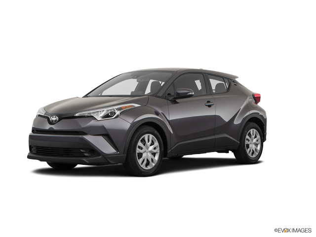 New 2019 Toyota C-HR in Berkeley, CA