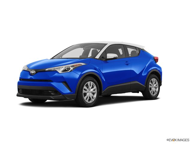 New 2019 Toyota C-HR in Cleveland Heights, OH