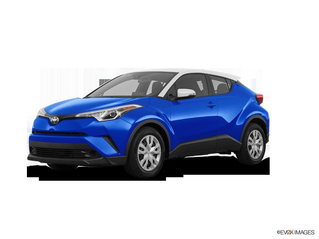 New 2019 Toyota C-HR in Nicholasville, KY