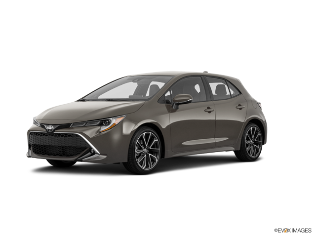 New 2019 Toyota Corolla Hatchback in Gilroy, CA