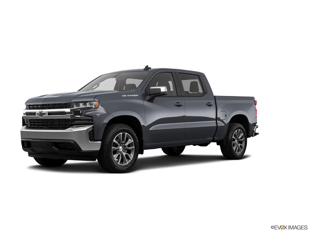 New 2019 Chevrolet Silverado 1500 in Alamagordo, NM