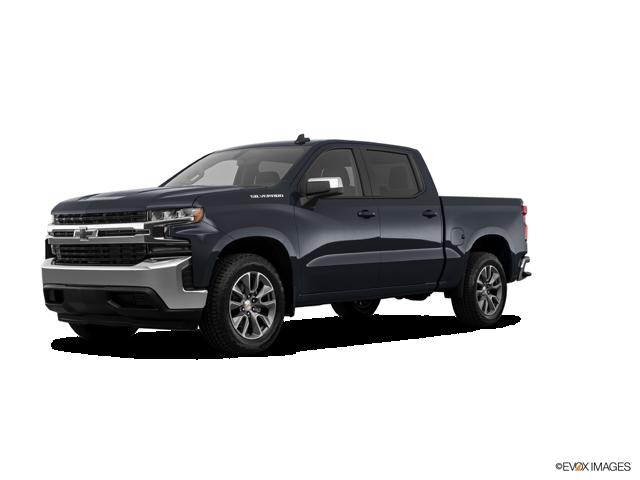 New 2019 Chevrolet Silverado 1500 in Claxton, GA