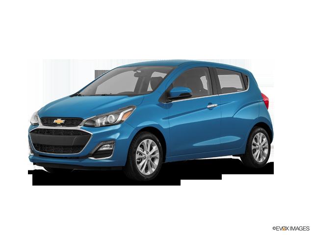 New 2019 Chevrolet Spark in Alamagordo, NM
