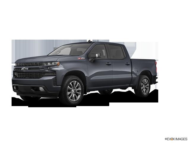 New 2019 Chevrolet Silverado 1500 in Watsonville, CA