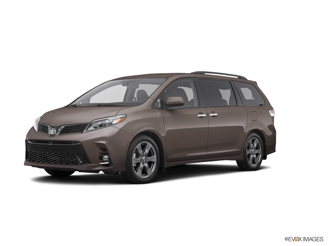 New 2019 Toyota Sienna in Ft. Lauderdale, FL