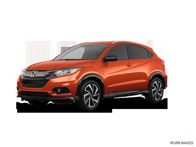 New 2019 Honda HR-V in Savannah, GA
