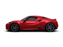 New Alfa Romeo 4C Coupe