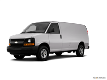 New Chevrolet Express Cargo