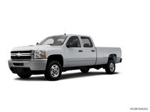 New Chevrolet Silverado 2500HD