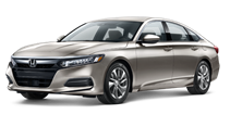 New Honda Accord
