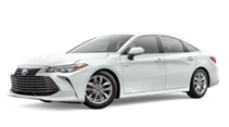 New Toyota Avalon Hybrid