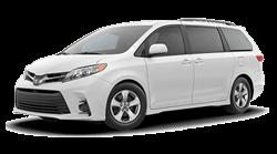 New Toyota Sienna