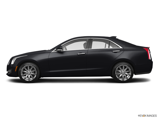 2017 Cadillac ATS Sedan Premium Luxury AWD
