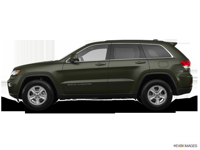 2017 Jeep Grand Cherokee 75th Anniversary Edition