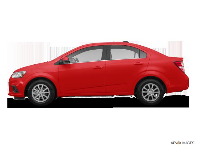 New 2017 Chevrolet Sonic Lt For Sale Near Greensboro
