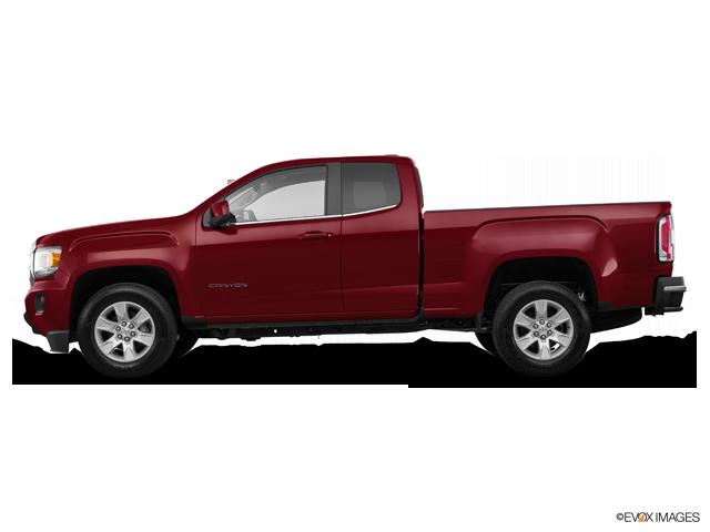 2017 GMC Canyon 2WD SLE