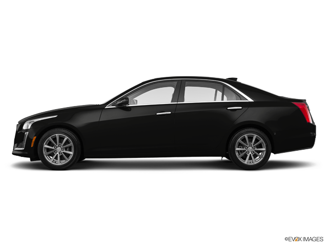 2017 Cadillac CTS Sedan V-Sport Premium RWD