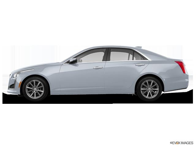 2017 Cadillac CTS Sedan V-Sport RWD