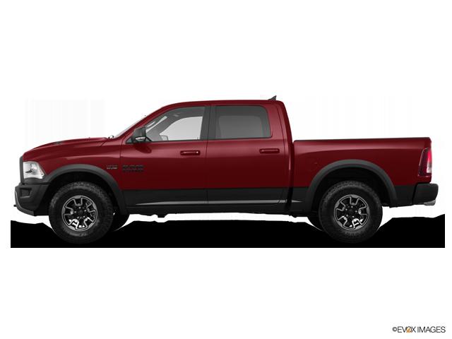 2017 Ram 1500 Rebel