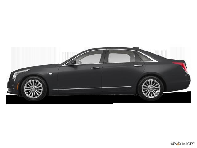 2017 Cadillac CT6 Sedan RWD