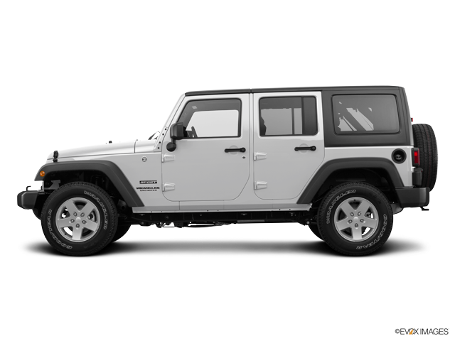 2017 Jeep Wrangler Unlimited Sport RHD