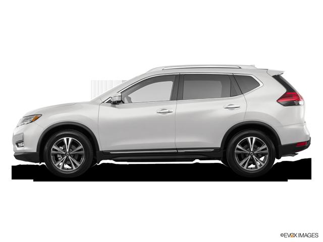 2017 Nissan Rogue SV Hybrid