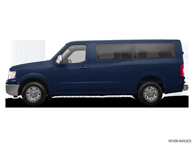 2017 Nissan NV Passenger S