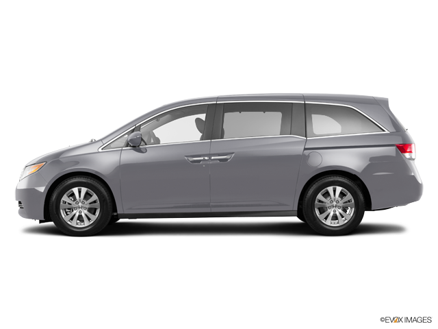 New 2017 Honda Odyssey in Henderson, NV