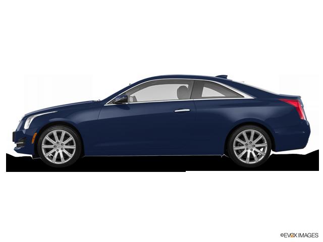 2017 Cadillac ATS Coupe AWD