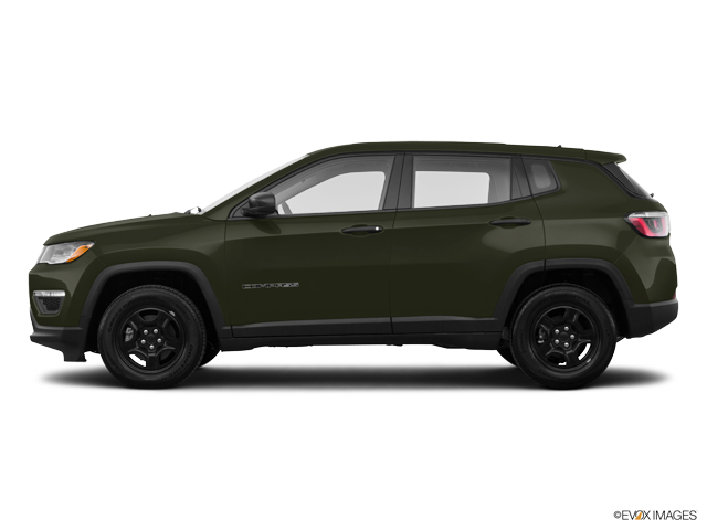 2017 Jeep Compass 75th Anniversary Edition