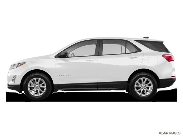Elegant 2018 Chevrolet Equinox L
