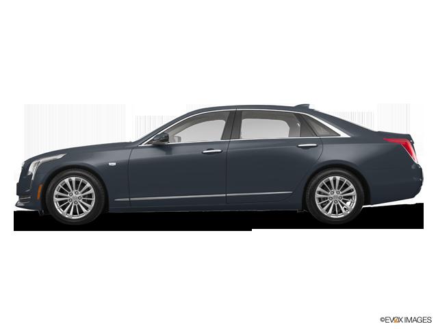 2018 Cadillac CT6 Sedan Luxury AWD