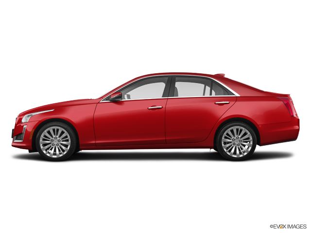 2018 Cadillac CTS Sedan Luxury RWD